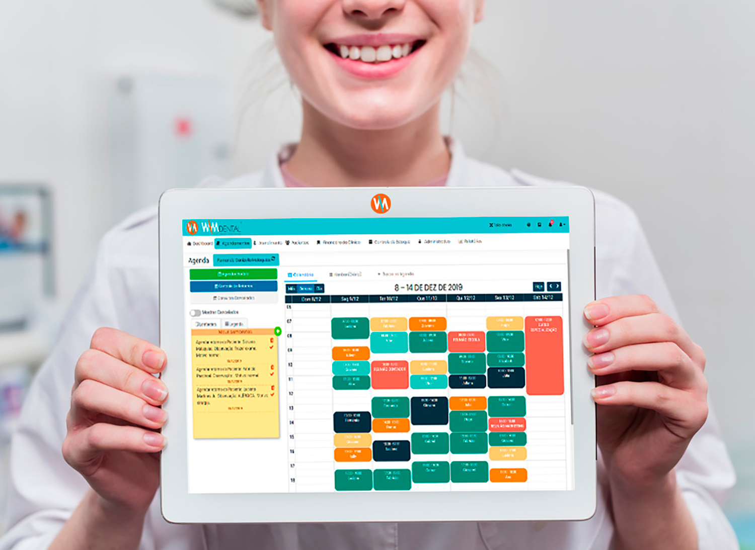 WIM Dental - The Smart Software