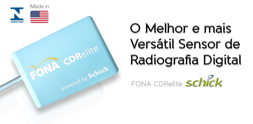 INTRAORAL - Sensor FONA CDR elite